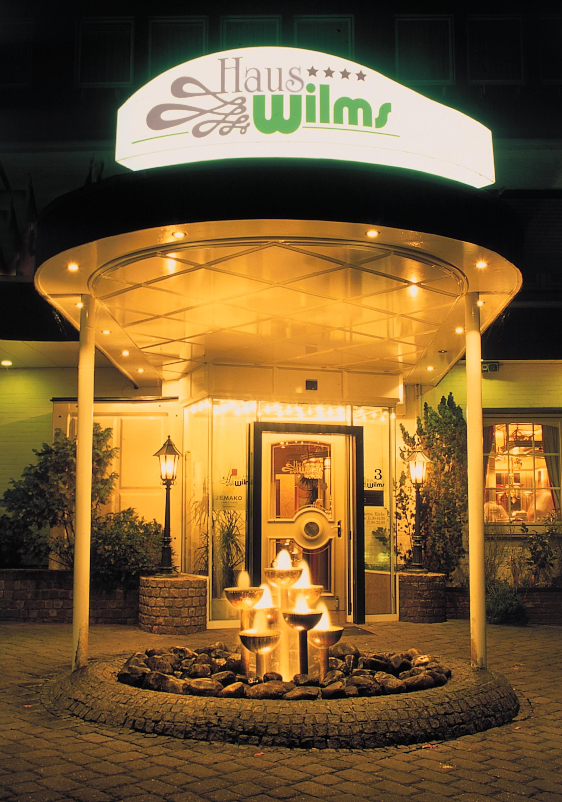 Hotel Restaurant Haus Wilms Touristik Freizeit Markt